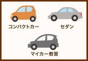 車のタイプ