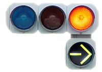 路面電車の信号機