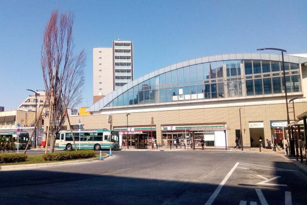 西東京市 ひばりヶ丘駅