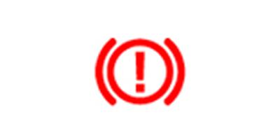 ブレーキ警告灯